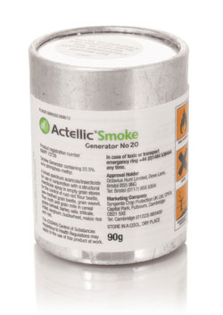 Actellic Smoke Generator