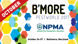 Octavius Hunt is attending PEST WORLD 2017