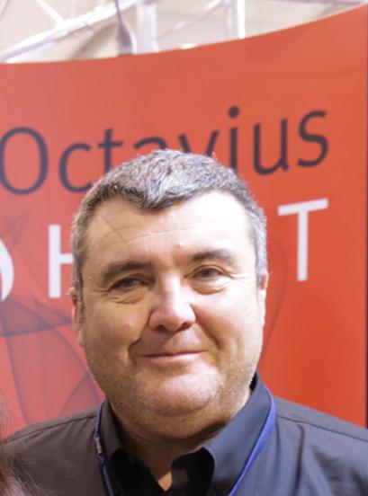 Octavius Hunt's Managing Director
